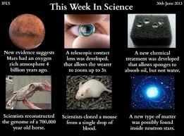 Funny Science Memes - this week in science weknowmemes