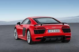 Audi R8 Red - confirmed audi r8 e tron bites the dust automobile magazine