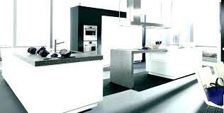 nettoyer meuble cuisine meuble de cuisine laque meuble cuisine laque noir laquee et