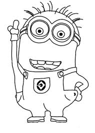 free printable evil minion coloring pages u2014 allmadecine weddings