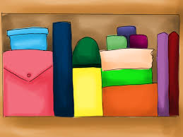 how to organize your room and work for teens