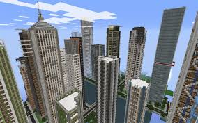 Modern City by Minecraft City Buildings 07 Minecraft Buildings Pinterest