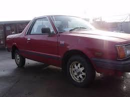 1993 subaru brat for sale 1989 subaru mv brat 350 essex retro rides