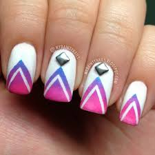 nail designs ombre nails