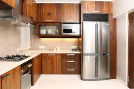 teak wood modular kitchen cabinets kitchen cabinets pinterest