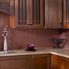 kitchen glass backsplash stick on backsplash metal tile