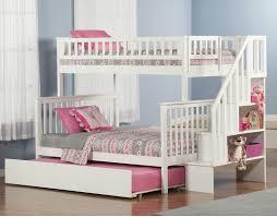 Bedroom Furniture  Solid Oak Bunk Beds Interesting Bunk Beds - Solid oak bunk beds with stairs