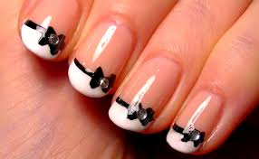 cool nail designs for short nails to do funny nail design at home