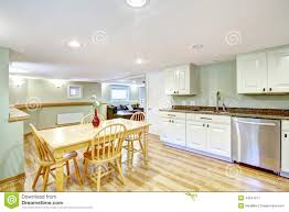 House Floor Plans With Mother In Law Apartment by Basement Kitchen Room Mother In Law Apartment Stock Photo Image