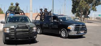armored jeep after an attack by mexican cartel borderland beat intergang firefight kills four four more found
