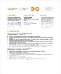 Resume Templates It Best 25 Nursing Resume Template Ideas On Pinterest Nursing