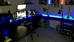 gaming desks a few tips for choosing the best gaming desks