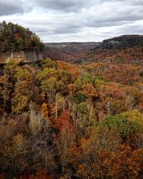 Kentucky travel weather images Red river gorge ky he and she travel jpg