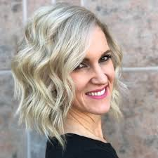 hairsyles that minimize the nose 10 wavy haircuts for medium length hair 2018 color me gorgeous