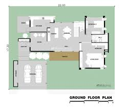 Floor Plan Two Storey by Amazing Two Storey Contemporary Home Design Architecture And Art