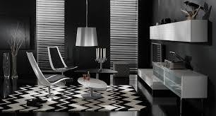 black and white modern living room furniture modern design ideas