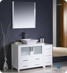 Bathroom Vanity With Side Cabinet Bathroom Vanities With Vessel Sinks Nrc Bathroom