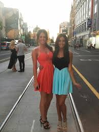 the girls in their summer dresses analytical essay
