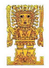The Creator God Of Light Viracocha Wikipedia