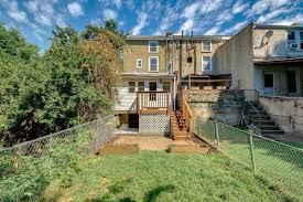 How Big Is A 3 Car Garage by How Much For Manayunk Home With A Big Backyard Curbed Philly