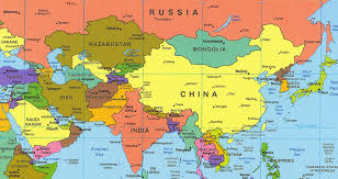asia map and countries asia political map size within all world maps