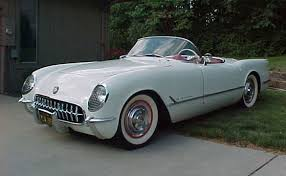 1953 corvette stingray corvettes on ebay 1953 corvette 244 unrestored survivor