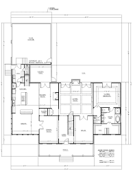 house plans with great rooms large kitchen and room arts home