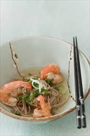 apprendre à cuisiner japonais nouilles soba au dashi et tempura de crevettes où apprendre à