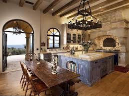 mediterranean kitchen ideas mediterranean kitchen ideas with bench and kitchen cabinet and