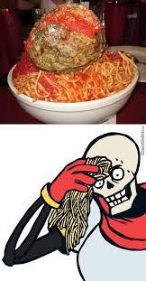Spaghetti Meme - holy mother of flying spaghetti monster by theotakuprince meme