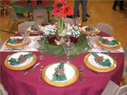christmas table settings ideas diy decoration picture ideas for