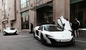 mclaren supercar mclaren supercar given capital status daily business