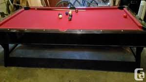 pool and air hockey table 2 in 1 harvard pool and air hockey table for sale in victoria