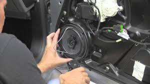 2000 Vw Beetle Interior Door Handle Door Speaker Installation Volkswagen Beetle Youtube