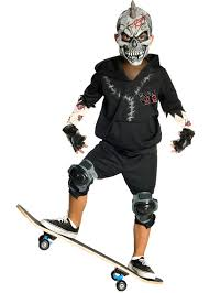 Zombie Halloween Costumes Boys Facepaint U0027 Zombie Skater Boys Halloween Costume Zombie Costume