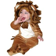 12 Months Halloween Costumes Totally Ghoul Plush Lion Jumper Halloween Costume Seasonal