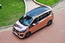rose gold aston martin maruti suzuki ertiga modified kitup rose gold wrap rear top autobics