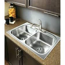 kohler kitchen sink faucet kohler kitchen sinks undermount types noteworthy stainless steel