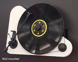 Vinyl Record Wall Mount Pro Ject Audio Systems