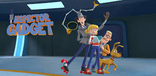 inspector gadget games videos downloads boomerang