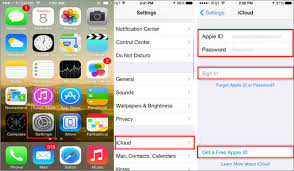 set up icloud account on pc how to download music from icloud to computer and iphone ipad ipod