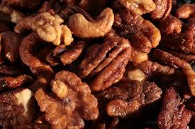 Christmas Nuts Five Spice Glazed Nuts Recipe Chowhound