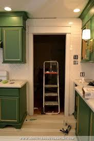 how to add trim to bottom of kitchen cabinets fancy but easy diy door trim design plus seven design