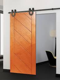 Interior Barn Door For Sale Standard Flat Track Sliding Door Hardware Interior Barn Doors