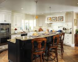 Two Kitchen Islands Amazing Two Level Kitchen Island 45 On Home Decoration Ideas With