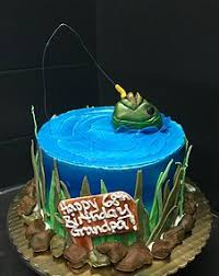 fishing cake ideas specialty cakes