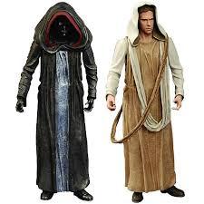 Anubis Halloween Costume Stargate Sg 1 Ascension Daniel U0026 Anubis Action Figure 2 Pack
