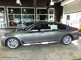 2017 bmw 7 series 750i xdrive sedan in magellan gray metallic