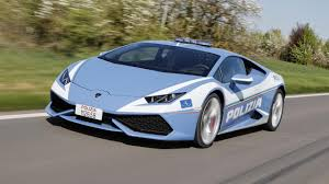 slowest lamborghini these are the world u0027s best police cars