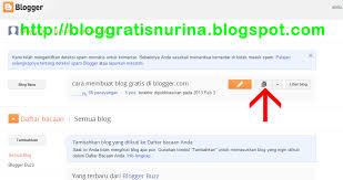 cara membuat blog tulisan cara meng edit tulisan didalam artikel blog
